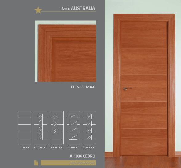 Ver puertas de interior interesting variedad de molduras for Ver puertas de interior y precios